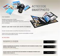actiecode smartphoto