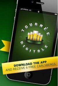 carlsberg bier app