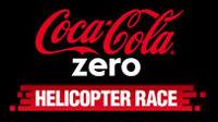 coke zero helicopter race