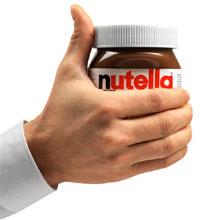 nutella facebook like