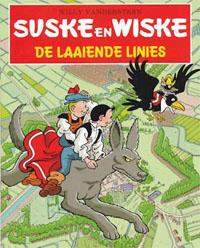Suske en Wiske - De Laaiende Linies