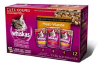whiskas welcome pack