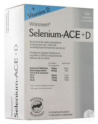 selenium ace d voedingssupplement