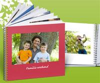 fotoboek spiraal photobox