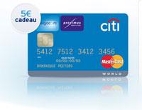 Citibank kredietkaart