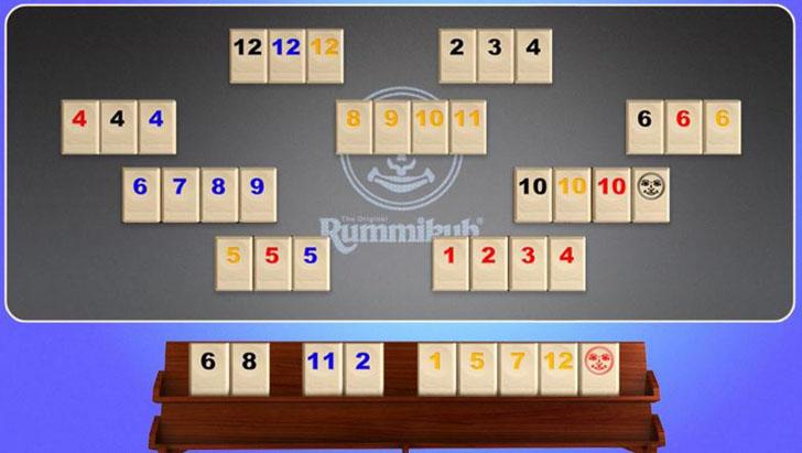 Rummikub Online Spielen