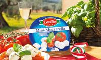 Gratis mini-mozzarella bij Lidl
