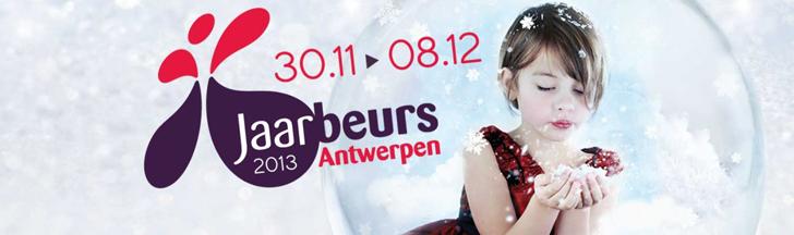 Jaarbeurs Antwerpen 2013