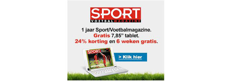 sportvoetbalmagazinetablet