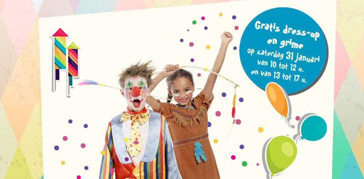 Je gratis schminken in dreamland 28 01 2015 gratis diensten