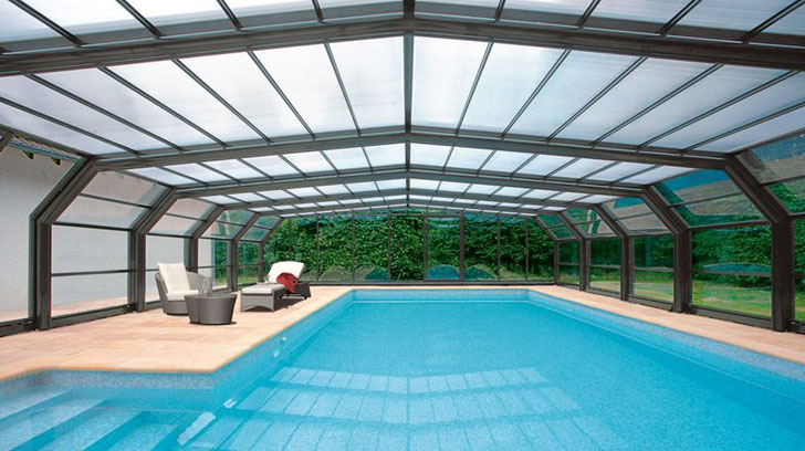 Gratis gratis catalogus abrisud mis 39 m niet for Zwembad overkapping