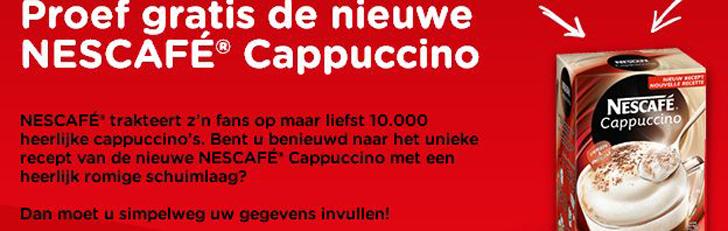 nescafecappuccin