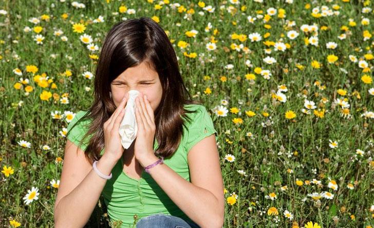 pollenhooikoorts