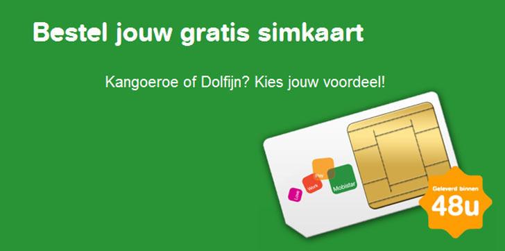 Mobistar SIM-kaart