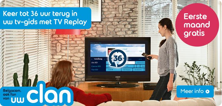 Belgacom TV Replay