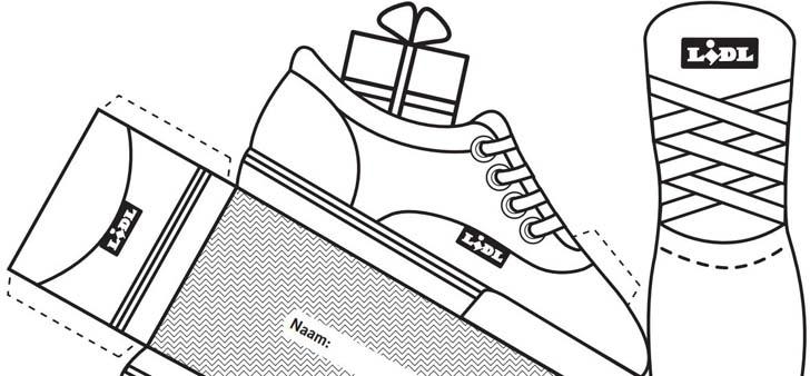 gratis schoen vol lekkers bij lidl mis m niet