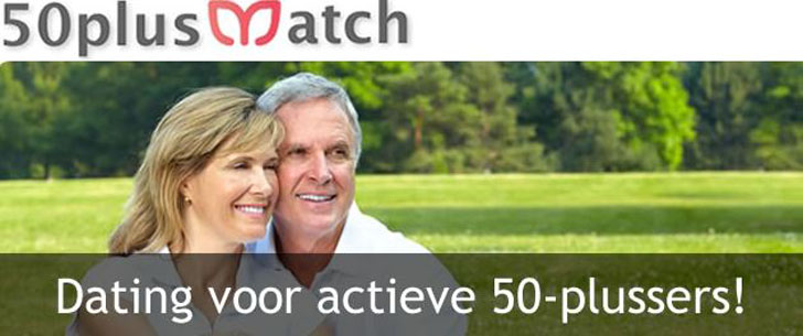 Datingsite 50plusmatch