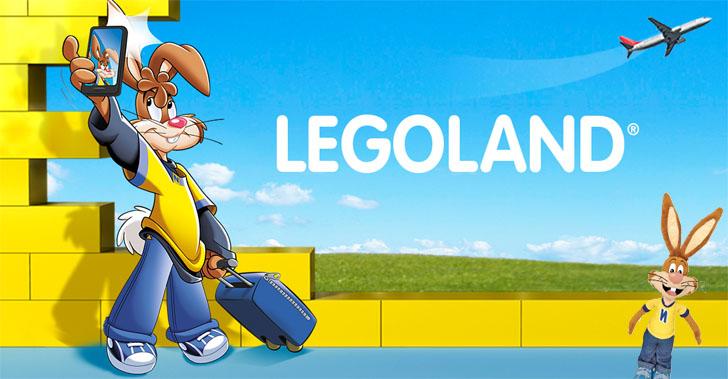 met Nesquik naar Legoland