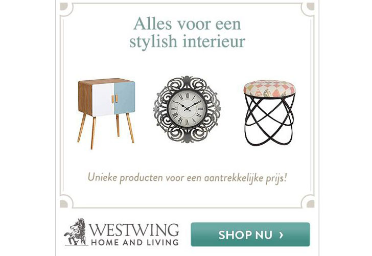 Gratis Westwing Home Living