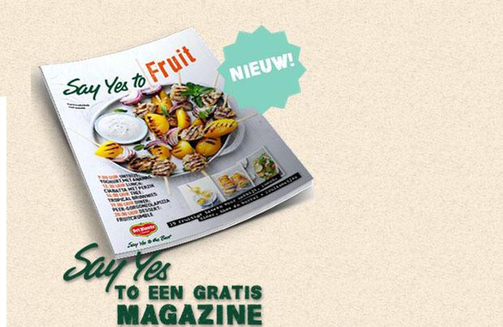 sayyesmagazine