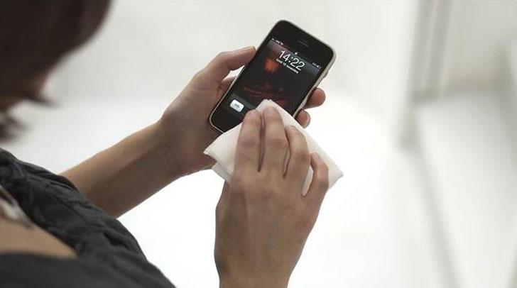 smartphonedoekjestoluna