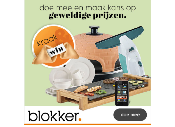 blokkerwedstrijd