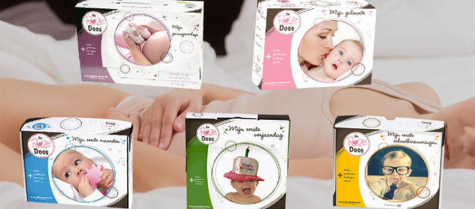 Gratis 'Roze Doos' babypakket