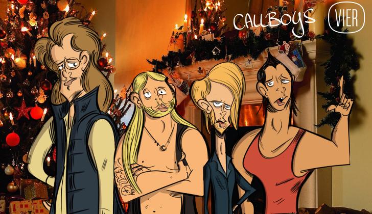 kerstboys