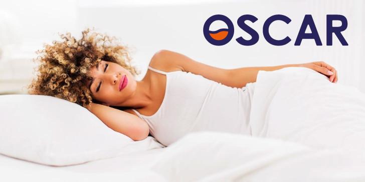 matras 100 dagen gratis uittesten Oscar Sleep