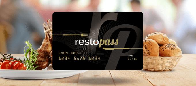 1 maand gratis Restopass + 30% korting