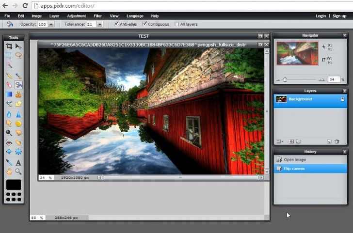 Gratis computergids Pixlr Editor   GRATIS be