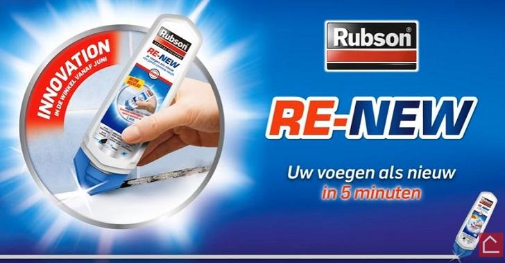 Gratis rubson re new 100 terugbetaald mis 39 m niet - Rubson re new ...