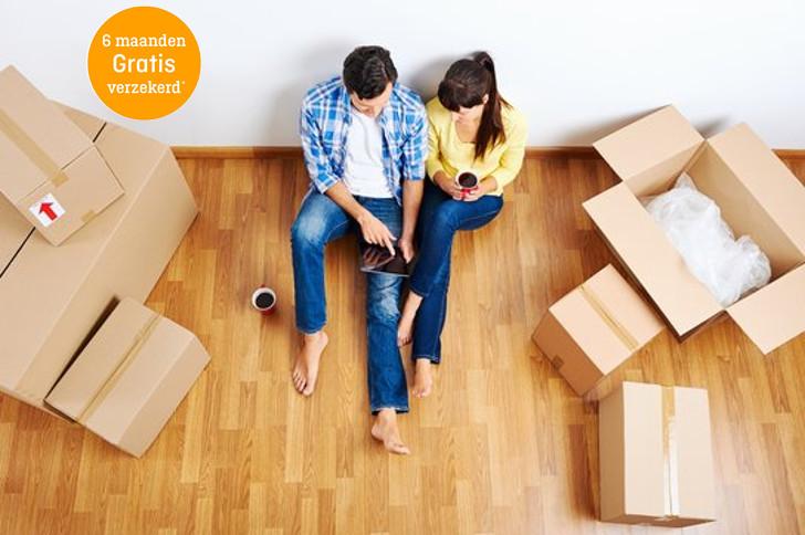 6 maanden gratis woningverzekering DVV