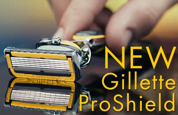 Gratis Gillette Fusion Proshield In Ruil Voor Je Oude