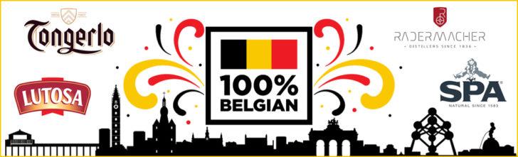 100% belgisch kortingsbonnen