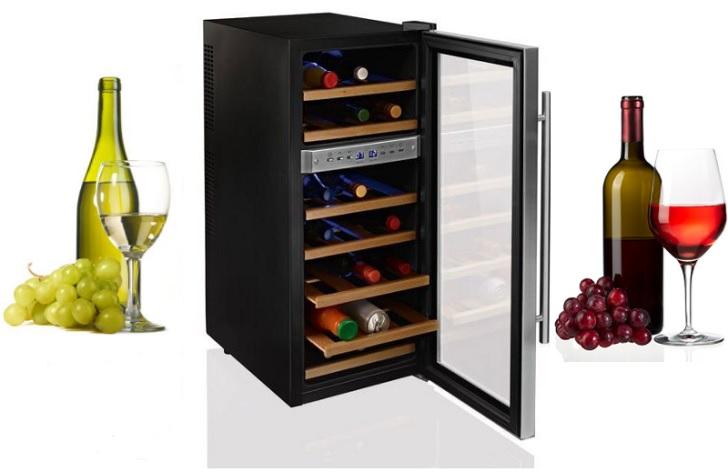 Win een SilverCrest minibar t.w.v. € 169!
