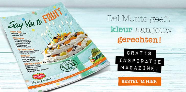 Del Monte Gratis Magazine