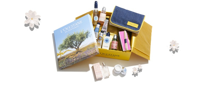 L'Occitane Gratis Giftbox