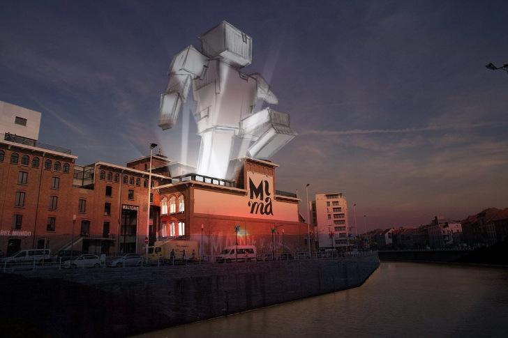 Nocturnes Brusselse Musea Gratis Vernissage