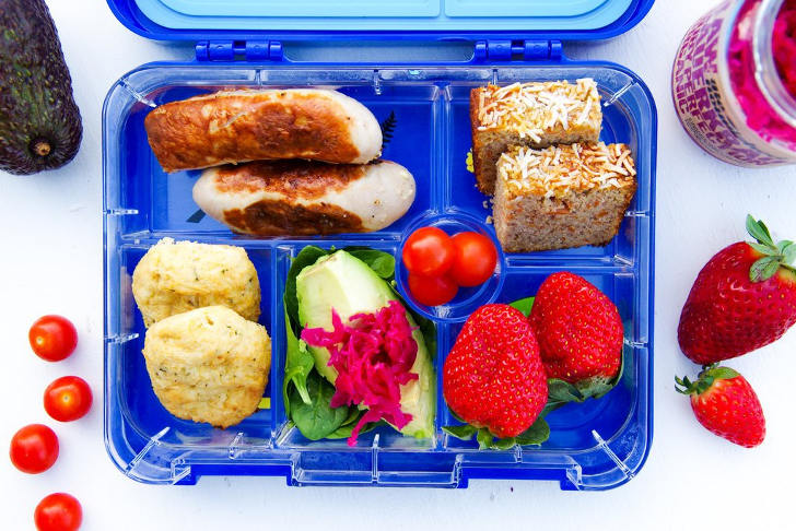 lunchbox Delhaize