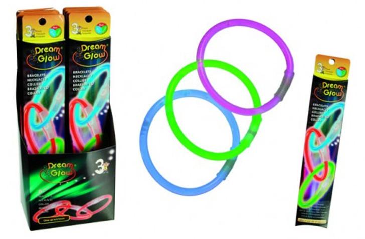 dream glow armbanden gratis bij gifts gadgets