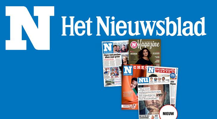gratis weekendkrant het nieuwsblad