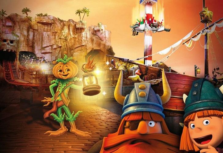 vakantieveilingen halloween herfstvakantie