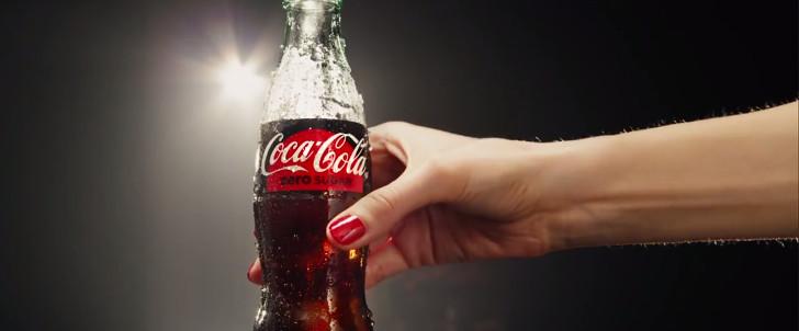Gratis Coca-Cola Zero Fritkotactie