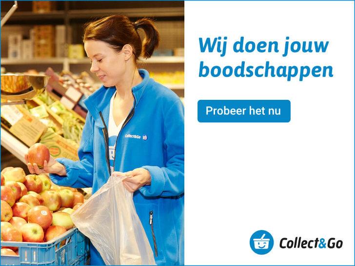 collect and go boodschappendienst bespaar servicekosten