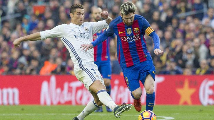 El Clasico Camp Nou 2018