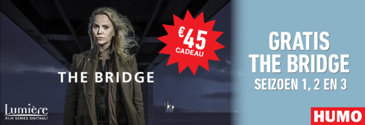 Gratis 3 seizoenen The Bridge Humo