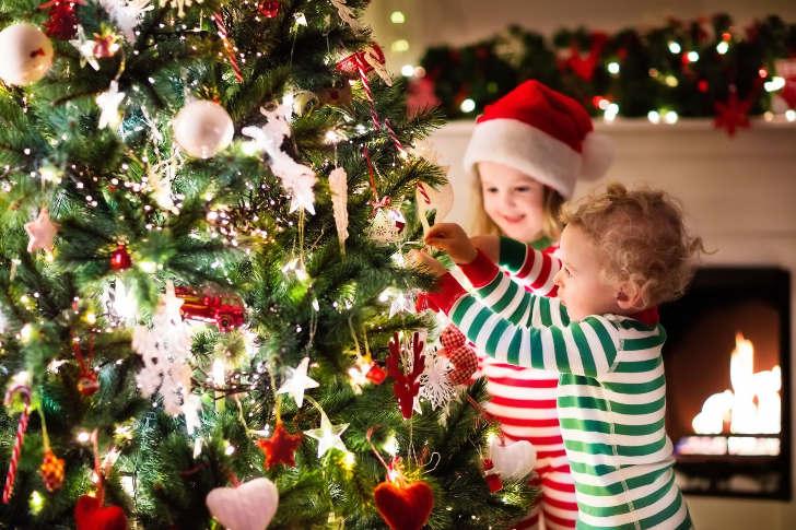 gratis kerstboom Nordmann Brico