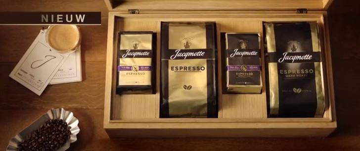 Jacqmotte espresso