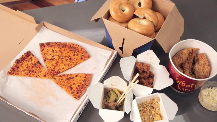 Takeaway beste restaurant 2017 wedstrijd gratis eten